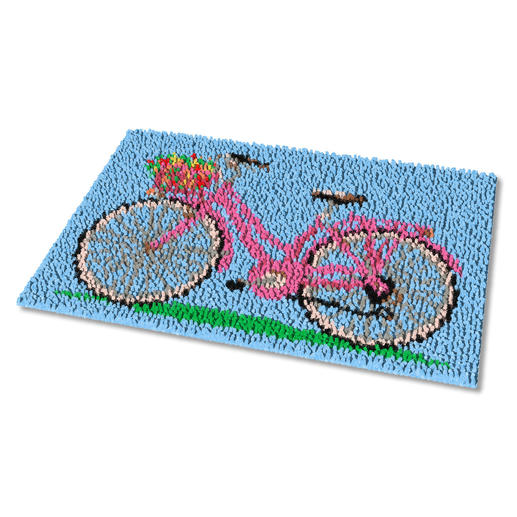 Fußmatte - Fahrrad