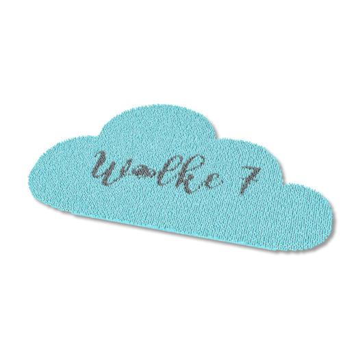 Badteppich - Wolke Sieben