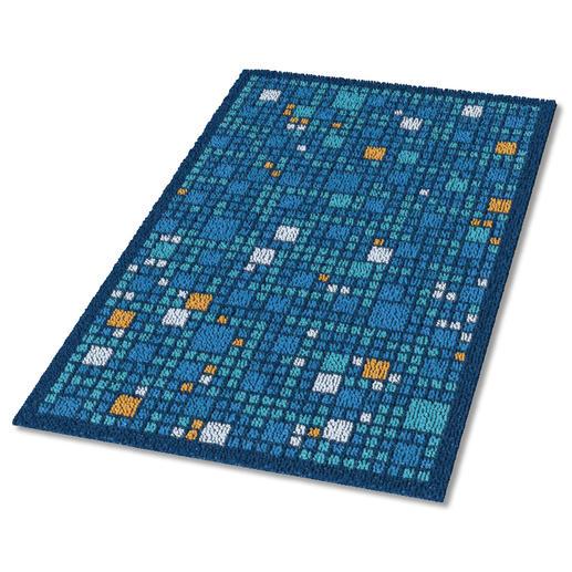 Teppich - Classic Blue