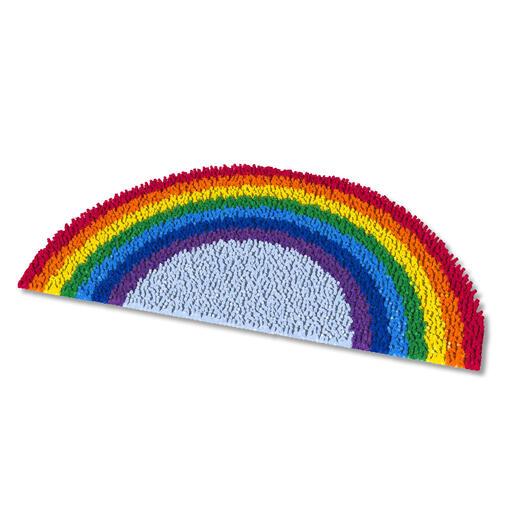 Formteppich - Rainbow