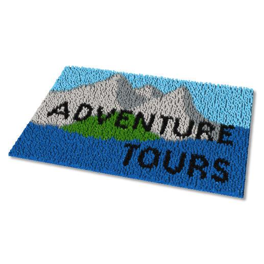 Fußmatte - Adventure