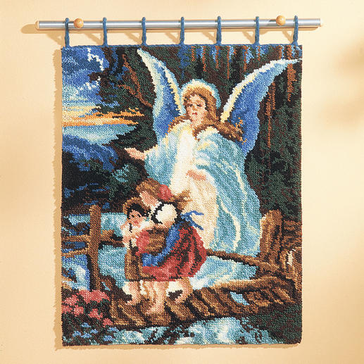 Wandbehang - Schutzengel