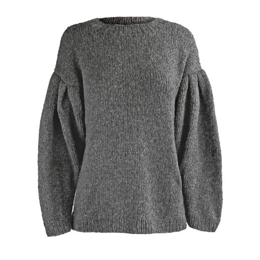 Anleitung 019 Piff Puff, Pullover aus Air von WOOLADDICTS by Lang Yarns