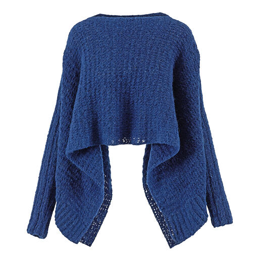 Anleitung 012 Safe (A)Shore, Pullover aus Water von WOOLADDICTS by Lang Yarns