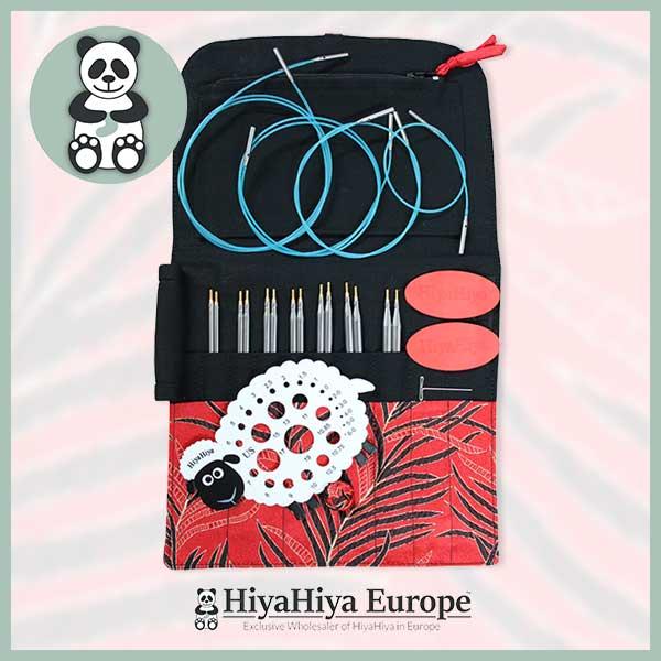 Hiya Hiya Metall-Set