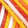 Gelb/Orange/Rot/Weiß