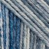 Grau-Blau-Weiß
