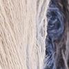 Jeans/Braun/Taubenblau/Rosé