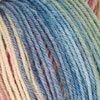 Altrosa/Beige/Blau/Grün