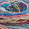 Umbra/Pflaume/Türkisblau/Violett/Lachs/Grau