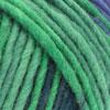 Blau/Lila/Grün