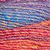 Petrolblau/Orange/Grau/Pink/Violett/Aubergine