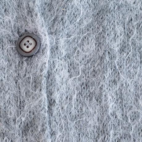 Verfilzte Wolle