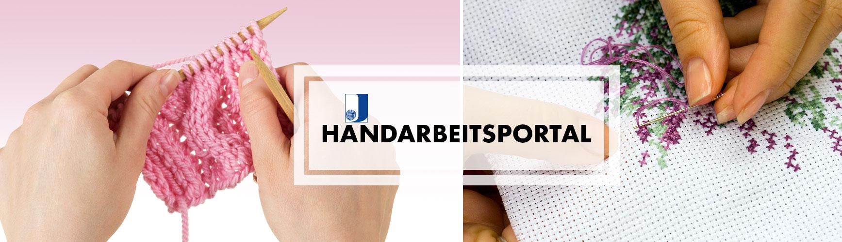 Das Junghans-Wolle Handarbeitsportal
