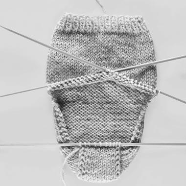 Socken Stricken Wir Erklären Wie Es Geht Allgemein