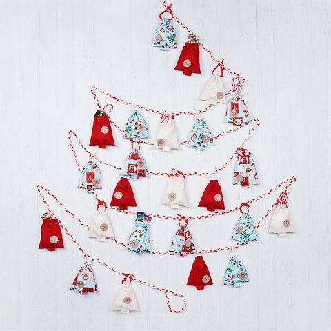 Weihnachtskalender Tannenbaum.Bezaubernder Adventskalender Tannenbaum Allgemein
